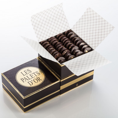 Les boites de chocolats